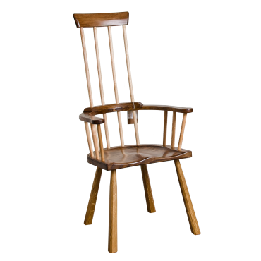Traditional 4-Stick Chair