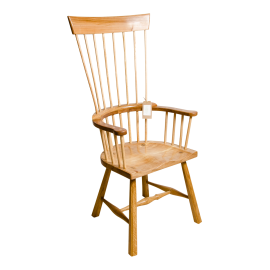 Traditional 8-Stick Chair