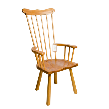 Traditional Floating Arm Chair