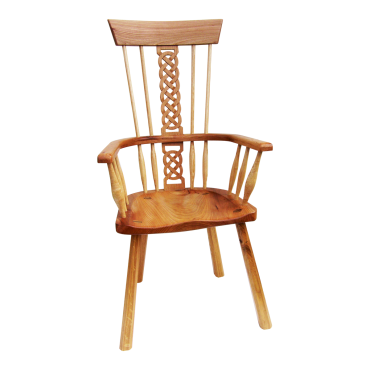 Traditional Rope Chair